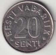 @Y@      Estland   20 Centi  2006    (4626) - Estland