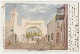 TUNISIA - TUNIS - BAB-EL-KHADRA - EDIT EM. D'AMICO - 1900s ( 635 ) - Tunisia