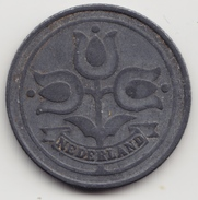 @Y@     Nederland 10 Cent 1942  Zink     (4630) - 10 Cent