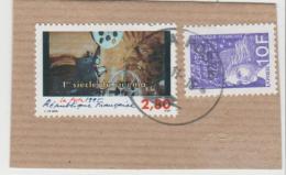 Frankreich 227 / Fragment Mit 2 Marken 1995 - Frankreich