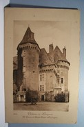 COUZE-et-SAINT-FRONT    --- CHATEAU  De LANQUAIS - France