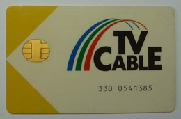 FRANCE - Oberthur CP8 - Smart Card - TV Cable - Lyonnaise - Altri
