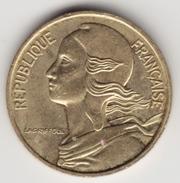 @Y@     Frankrijk   5 Centimes  1986     (4635) - Frankrijk