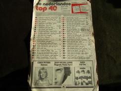 De Nederlandse Top 40 Nº 31 - 1981 - Revues & Journaux