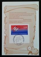 CM 1989 - YT N°2560 - REVOLUTION FRANCAISE - LYON - Cartes-Maximum