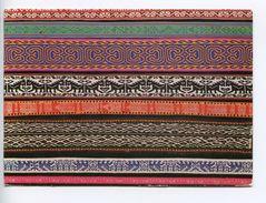 015 P/ Mexico Fajas Indigenas Varios Estados (Indian, Belts, Indianen Riemen, Ceintures Amerindiennes) - Folklore