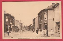 Ham-sur-Sambre - Rue Du Baty, 4 Chemins ( Voir Verso ) - Jemeppe-sur-Sambre