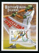 1990 - BRITISH VIRGIN ISLANDS -  Catg.. Mi. BL 66 - NH - (UP554641.85.25) - British Virgin Islands