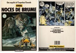Sokal Noces De Brume Une Enquête De L'inspecteur Canardo - Libros, Revistas, Cómics