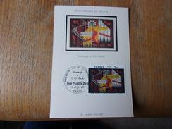FRANCE (1980) JEAN PICART LE DOUX - Maximum Cards