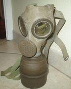 Masque A Gaz DP WW2,Variante Pour Enfant - 1939-45