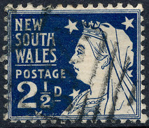 Stamp   New South Wales   Used   Used Lot#144 - Usados