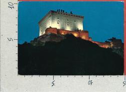 CARTOLINA VG ITALIA - VERRES (AO) - Castello - Notturno - 10 X 15 - ANN. 1980 - Italien