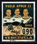 Venezuela 1969, Michel# 1810 A O Apolo 11 - Astronauts - Venezuela