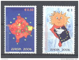 Kosovo - 2006 Europa MNH__(TH-12005)