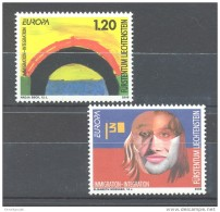 Liechtenstein - 2006 Europa MNH__(TH-7777)