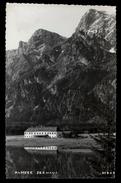 [026] Almsee, Gasthof Seehaus, Grünau Im Almtal, Gel. ~1960, Bez. Gmunden, Verlag Brandt (Gmunden) - Spital Am Phyrn