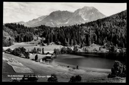 [026] Gleinkersee Mit Pyhrgas, Spital Am Pyhrn,  Gel. 1963, Bez. Kirchdorf, Foto Hackl - Spital Am Phyrn