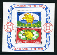 1978 - ST.HELENA -  Catg.. Mi. BL 1 - NH - (UP554641.85.20) - Isola Di Sant'Elena