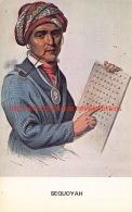 Sequoyah - George Gist Native American Cherokee - Indiens De L'Amerique Du Nord