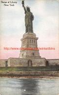 Statue Of Liberty New York - NY - New York