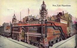 New York Hippodrome - NY - New York