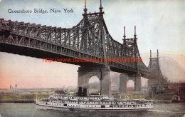 Queensboro Bridge New York - NY - New York