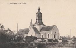 Vendeuvre - L'Eglise Saint-André   LA SEULE  !!!!!         A  VOIR  !!!!!!!!!!!!!! - France