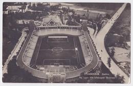 STOCKHOLM STADION STADE STADIUM ESTADIO STADIO - Football