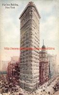 Flat Iron Building New York - NY - New York