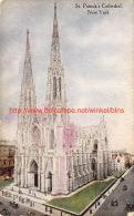 St. Patrick's Cathedral New York - NY - New York
