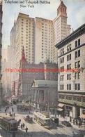 Telephone And Telegraphe Building New York - NY - New York