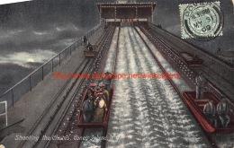 1909 Shooting The Chutes Coney Island New York - NY - New York