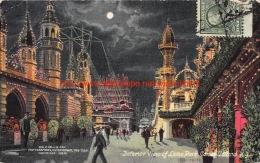 1909 Luna Park Coney Island New York - NY - New York