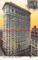 1909 Empire Building New York - NY - New York