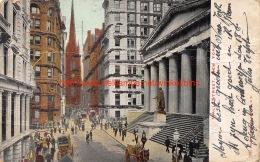 1906 Wallstreet New York - NY - New York