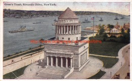 1922 Grant's Tomb Riverside Drive New York - NY - New York
