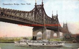 1919 Queensboro Bridge New York - NY - New York