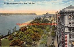 1922 Riverside Park And Drive New York City - NY - New York