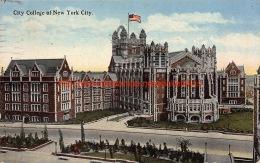 1921 City College Of New York City - NY - New York
