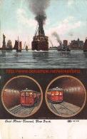 1909 Eats River Tunnel New York - NY - New York