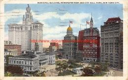 1919 Municipal Building New York City - NY - New York