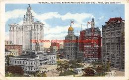 1919 Municipal Building New York - NY - New York