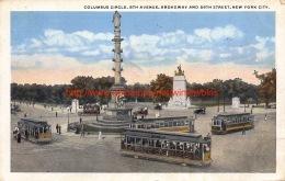 1919 Columbus Circle 8th Avenue New York City - NY - New York