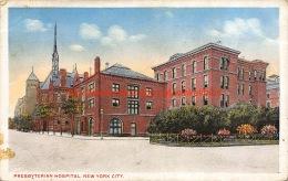 1919 Presbyterian Hospital New York City - NY - New York