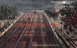 1909 Steeplechase Coney Island New York - NY - New York