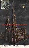 1909 St. Patrick's Cathedral New York - NY - New York