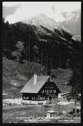 [026] Spital Am Pyhrn, Bosruckhütte, Gel. 1961, Bez. Kirchdorf, Foto Hackl - Spital Am Phyrn