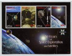 Malediven, 2008 Space, Espace, Vanguard  (Nr.4691/4694)
