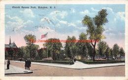 1919 Church Square Park Hoboken New Jersey - Etats-Unis